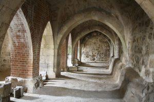 Klenby chodby Kláštera hradiště