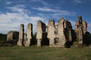 Renesančního palác: Hlavní reprezentativní budovy zámku