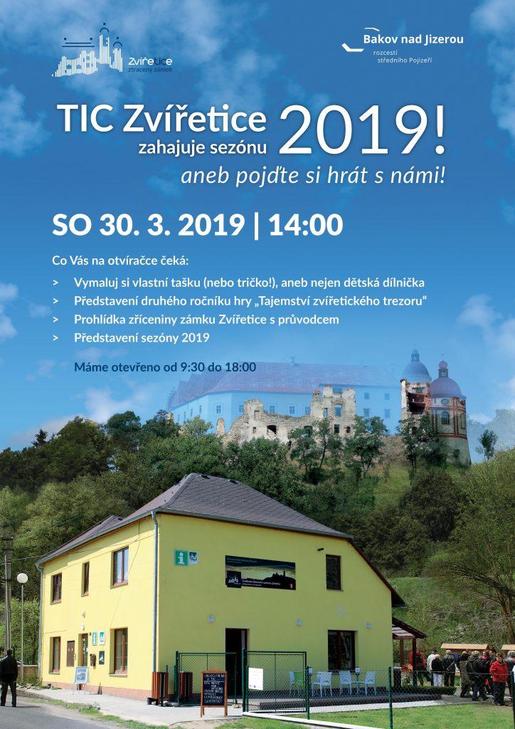 Zahájení sezóny TIC Zvířetice 2019